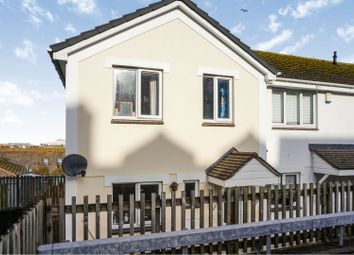 Thumbnail 3 bed end terrace house for sale in St Marys Court, Newquay
