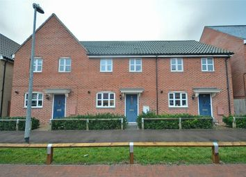 Thumbnail 3 bed terraced house to rent in Flitch Green, Dunmow, Essex