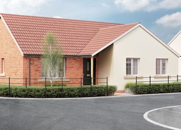 Thumbnail 3 bed detached bungalow for sale in West Road, Lympsham