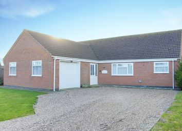 Thumbnail 3 bed detached bungalow for sale in Ings Lane, East Lindsey, Lincolnshire