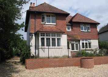 Thumbnail 4 bed detached house to rent in London Road, Benham Hill, Thatcham