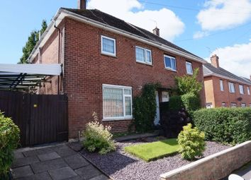 Thumbnail 3 bedroom semi-detached house for sale in Withington Road, Fegg Hayes, Stoke-On-Trent, Staffordshire
