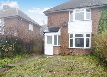 Thumbnail 3 bedroom semi-detached house to rent in Northfields, Dunstable