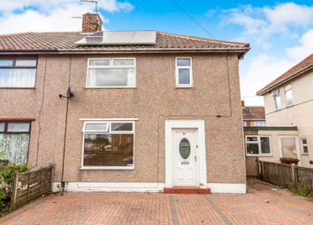 Thumbnail 2 bed semi-detached house for sale in Chaucer Avenue, Hartlepool