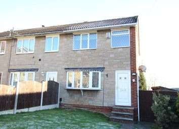 Thumbnail 3 bed semi-detached house for sale in Dale Close, Ossett