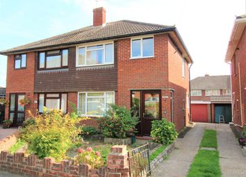 Thumbnail 3 bed semi-detached house for sale in Aldsworth Gardens, Drayton, Portsmouth