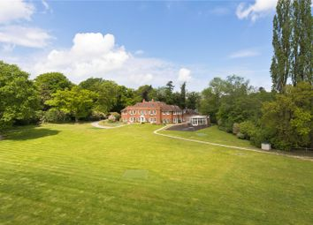 Thumbnail 6 bed detached house to rent in Rabbit Lane, Burhill, Walton-On-Thames, Surrey