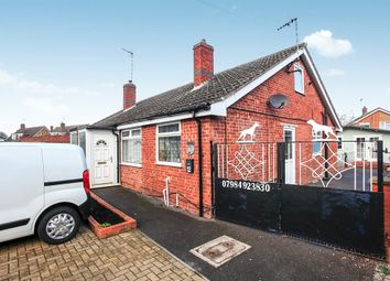 Thumbnail 3 bed semi-detached bungalow for sale in Talbot Avenue, Orton Longueville, Peterborough