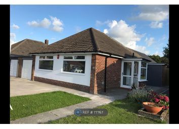 Thumbnail 3 bed bungalow to rent in Heald Grove, Cheadle