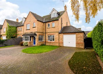 Thumbnail 4 bed detached house for sale in Dawson Court, Hampsthwaite, Harrogate, North Yorkshire