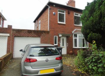Thumbnail 3 bed semi-detached house for sale in Regent Terrace, Billy Mill Avenue, North Shields