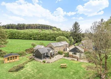 Thumbnail 7 bed property for sale in Bellasize Farm, Two Waters Foot, Liskeard, Cornwall