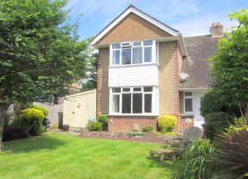 Thumbnail 3 bedroom semi-detached house for sale in Primley Road, Sidmouth
