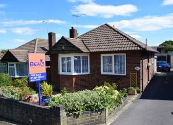Thumbnail 2 bed detached bungalow for sale in Priory Road, Fareham