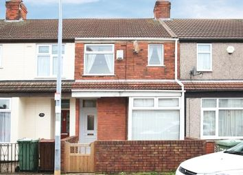 Thumbnail 2 bed terraced house for sale in Haycroft Street, Grimsby, South Humberside