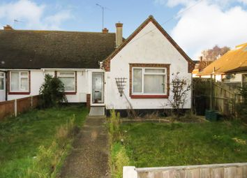 Thumbnail 2 bedroom semi-detached bungalow for sale in Turpins Avenue, Holland-On-Sea, Clacton-On-Sea