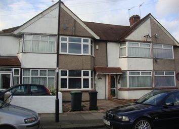 Thumbnail 2 bed terraced house to rent in St. Mary's Road, London
