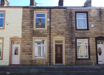 Thumbnail 2 bed terraced house to rent in Heywood Street, Great Harwood, Blackburn