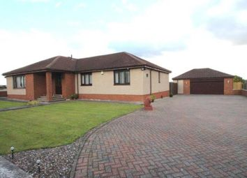 Thumbnail 4 bedroom bungalow for sale in Hill View, Kinglassie, Lochgelly, Fife
