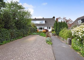 Thumbnail Semi-detached house for sale in Mendip Road, Portishead, Bristol