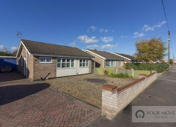 Thumbnail 3 bed bungalow for sale in Middle Way, Lowestoft