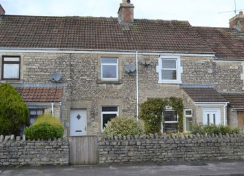 Thumbnail 2 bed terraced house for sale in Elm Terrace, Westfield, Radstock