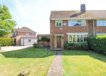 Thumbnail 3 bed semi-detached house for sale in Newlands Avenue, Caversham, Reading