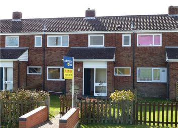 Thumbnail 3 bed terraced house to rent in Colesden Road, Wilden, Bedford
