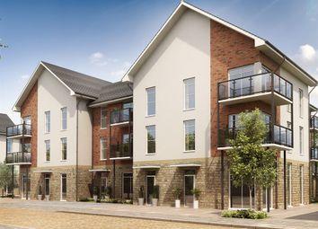 "Thumbnail 1 bed flat for sale in ""Lutyens Apartments"" at Hob Close, Monkton Heathfield, Taunton"