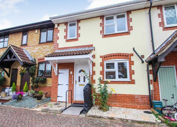 Thumbnail 3 bed terraced house for sale in Lytcott Drive, West Molesey