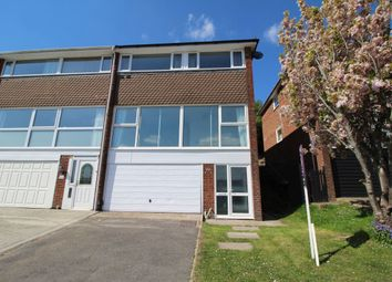Thumbnail 4 bed terraced house for sale in Chalk Ridge, Winchester