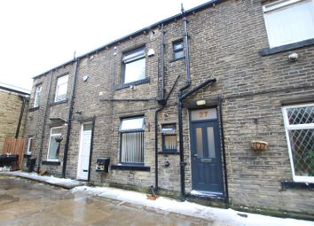 Thumbnail 1 bed terraced house for sale in Lydgate, Northowram, Halifax