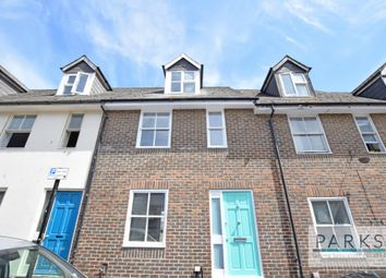 Thumbnail 3 bed terraced house to rent in Portland Street, Brighton