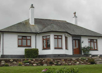 Thumbnail 3 bed detached house for sale in Windybrow, Ailsa Crescent, Stranraer