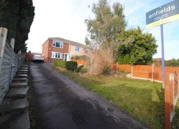 Thumbnail 3 bed semi-detached house for sale in Botany Bay Road, Southampton