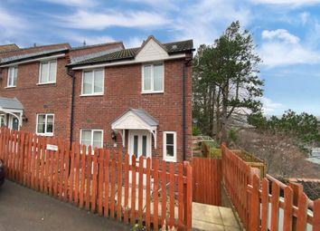 Thumbnail 3 bed end terrace house for sale in Pidwelt Rise, Pontlottyn, Bargoed