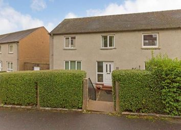 Thumbnail 3 bed end terrace house for sale in Shillinghill, Tillicoultry, Clackmannanshire