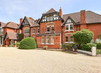 Thumbnail 2 bedroom flat for sale in Virginia Water, Surrey