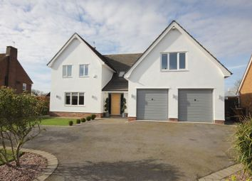 Thumbnail 5 bedroom detached house for sale in Birchway, Gayton, Wirral