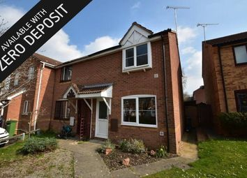 2 bed semi-detached house to rent in Martley Gardens, Hedge End, Southampton SO30