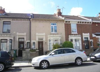 Thumbnail 3 bed terraced house for sale in Meon Road, Southsea