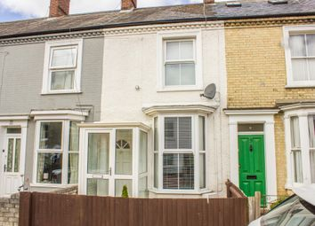 Thumbnail 3 bed terraced house for sale in Edinburgh Road, Norwich