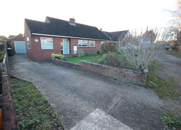 Thumbnail 3 bed detached bungalow to rent in Clay Lane, Jacob's Well, Guildford