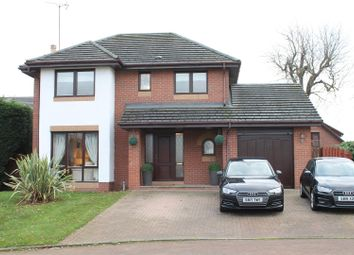 Thumbnail 4 bed property for sale in Grieve Croft, Bothwell, Glasgow