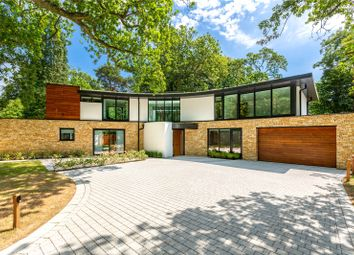 Thumbnail 4 bed detached house for sale in Wilderton Road, Branksome Park, Poole, Dorset