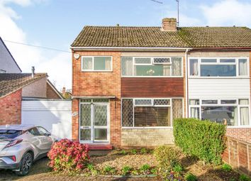 3 bed semi-detached house for sale in Badminton Road, Coalpit Heath, Bristol BS36