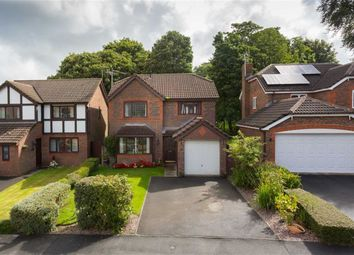 Thumbnail 4 bed detached house for sale in Foxwood Drive, Kirkham, Preston