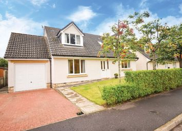 Thumbnail 3 bed detached house for sale in Maxtone Court, Luncarty, Perthshire