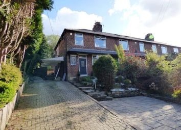 Thumbnail 3 bed semi-detached house for sale in Waterside, Disley, Stockport, Cheshire