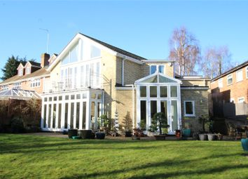 Thumbnail 4 bedroom detached house for sale in Heathbrow Road, Welwyn, Hertfordshire